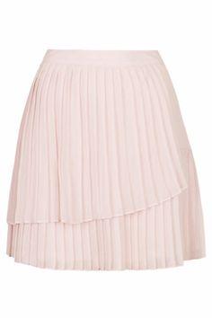 Hiych Pleat Skirt - Skirts - Clothing