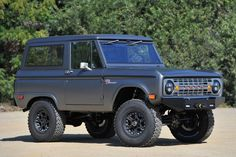 Re-release of the Ford Bronco.  Iconic 4X4 Ford Bronco $150,000