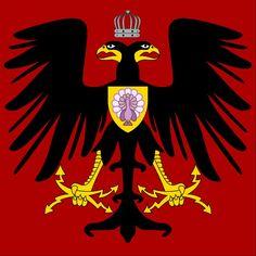 Estandarte del Príncipe de Albania