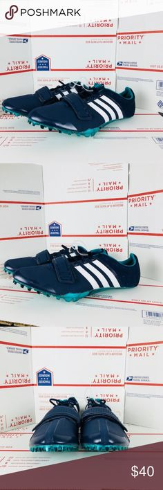 new product 95e53 dfdfb Shop Mens adidas Green size 13 Athletic Shoes at a discounted price at  Poshmark. Description Adidas Adizero Prime Accelerator Sprint Spikes Track   Field ...
