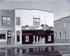 The Capitol Theatre on Ross Street, 1939. Now the location of Sunworks.