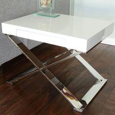 Pangea Home Mason End Table