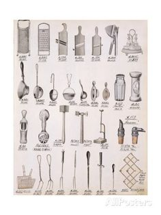 Fantastic Pics Primitive Kitchen utensils Thoughts The kitchen is known as the guts of your home, and also a land your kitchen is recognized for its warmth, beau. Primitive Kitchen, Old Kitchen, Kitchen Art, Kitchen Items, Kitchen Utensils, Kitchen Furniture, Kitchen Knives, Kitchen Gadgets, Vintage Kitchen