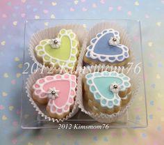 Kimsmom76: Valentine Cookies