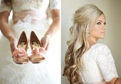 wedding hairstyles for bridesmaids,  dresses quinceanera prom  flower girl