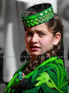 https://flic.kr/p/B6zbNc | A Kalash Fairy | Kalash Festival, Chitral, Pakistan
