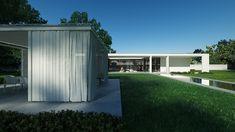 FLAT HOUSE - projekt domu jednorodzinnego