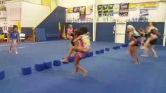 Piggy Back Roundup (Gymnastics/Fitness/Kids/Games) Gymnastics Warm Ups, Gymnastics Games, Preschool Gymnastics, Gymnastics Coaching, Gymnastics Training, Soccer Training, Gymnastics Things, Cheer Games, Gym Games