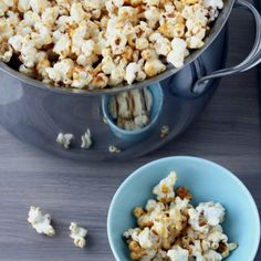 Homemade Kettle Corn | Spoonful