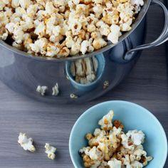 Homemade Kettle Corn | Spoonful