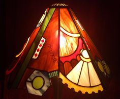 Steampunk lamp shade by Lindylou4321 on DeviantArt