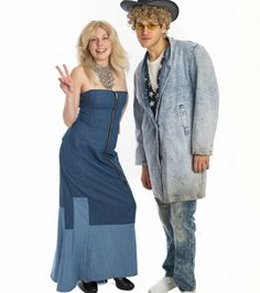 The 15 Best Celebrity Couple Halloween Costumes EVER (Click the photo for more Halloween costume ideas from YourTango.com!)