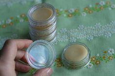 DIY - Lip balm caseiro