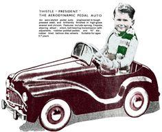 vintage Pedal Car parts for sale - Parts 4 Pedal Cars
