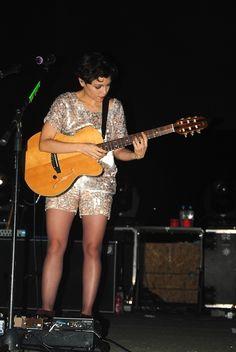 Natalia Lafourcade reúne a más de 2 mil personas en Monterrey