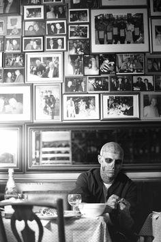 Rick Genest Yves Borgwardt
