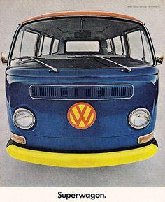 Os melhores anúncios da Volkswagen da década de 1960 em 1 só post – confira - Blue Bus
