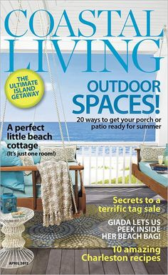 Coastal Living Magazine Features John Trosko's Pretty & Profitable Tag Sale Tips http://www.organizingla.com/organizingla_blog/2012/03/garage-tag-sale-home-organizing-downsizing-tips-coastal-living-magazine.html