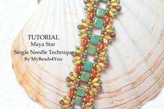Beading Tutorial PatternBeading InstructionSeed by mybeads4you