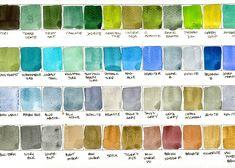 Set up your Palette! -