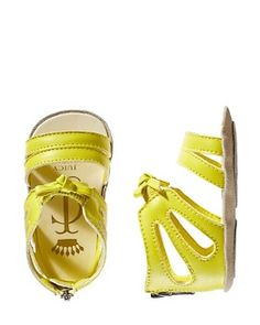 Juicy Couture baby Citric Anise Gladiator Sandal