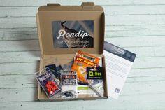 Pondip Tackle Box - January 2015 #pondip #fishing #subscriptionbox @pondip