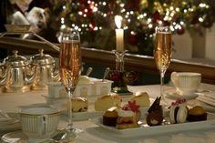 Festive afternoon tea venues in London 2019 Very Merry Christmas, Christmas Fun, Winter Garden Restaurant, Christmas Afternoon Tea, The Dorchester, London Landmarks, Christmas Themes, Festive, Tea Cups