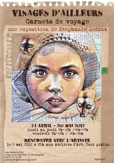 Stéphanie Ledoux - Carnets de voyage: b l a g n a c