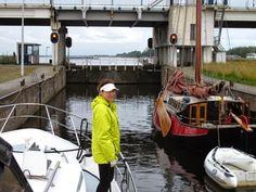 Nijkerkersluis - lock en-route from Hardewijk to Naarden