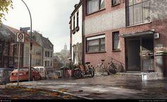 Hopfenstege by Fredi Voss | 3D | CGSociety