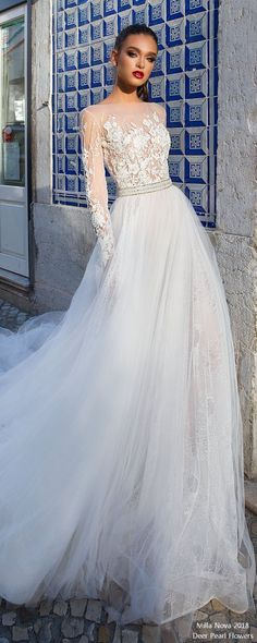 Milla Nova Wedding Dresses 2018 Marta1