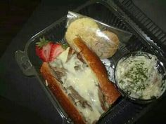 Box lunch for a corporate event by Not Enough Thyme (636) 235-6094 https://m.facebook.com/caterernet