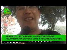 DIPROVE ANUNCIA INSPECCIÓN DE AUTOS (02-10-15)