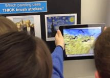 One to two years after its introduction, Aurasma and other augmented reality apps are making headway in K-12 classrooms with early adopters. Very cool! The possibilities seem endless!