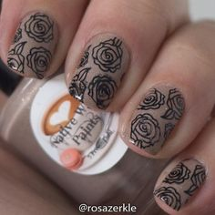 #Repost @rosazerkle  I'm slowly getting settled in my new house but still haven't gotten the vanity area set up yet- hence the spread out posts. Today I went with classic neutrals using #nativewarpaints Coffee with Lots of Cream and Sugar. I stamped with #bornprettystore black my #faburnails and BP-L029. #hpbloggers #imperfectnailsfb #indiepolish #indiepolishaddict #nailsonfleek #nailart #nails #nailswag #nailstagram #nailsoftheday #nailstamping #nailsofinstagram #nailsofig #nailsonpoint…