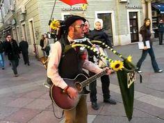 Uploaded by dalezak on Dec 23, 2008  An amazing one-man-band street performer in Rijeka, Croatia called Cigo Man Band.