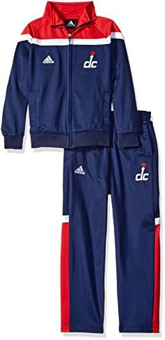 NBA Washington Wizards Toddler Trainer Pant Set Navy 4T * Continue to the product at the image link.