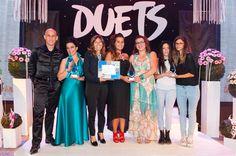 Duets - Talenti fuori dal comune   duetti vincitori