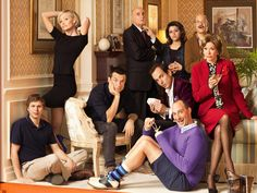 Who the Bluth are you?! Meet the Arrested Development gang -- again