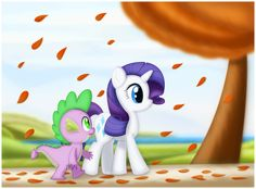 Sparity by Bread-Crumbz on DeviantArt My Little Pony Games, Mlp My Little Pony, Rarity And Spike, Mlp Twilight, I Ship It, Wonderful Picture, Equestria Girls, Drawing Tools, Smurfs