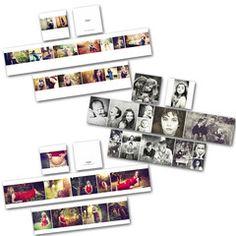 Minimalist accord. album template