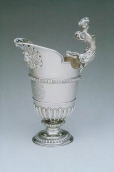 Ewer. Irish (Dublin). Thomas Bolton, 1699–1700. Silver