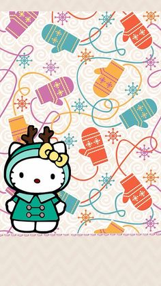 Kitty Holiday (Wallpapers) | ❣ iCandy ❣