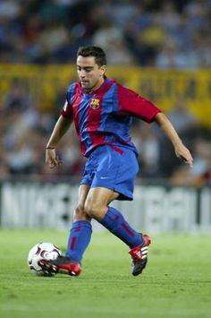 Xavi Hernández cumple 15 años de su debut en el Barcelona - Terra España