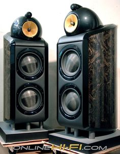 Bowers & Wilkins Signature 800 Tiger's Eye