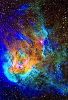 THE Running Chicken Nebula