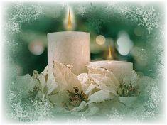 gif winter photo by Victor_Coj Christmas Ecards, Christmas Greeting Cards, Christmas Greetings, Christmas Scenes, Christmas Images, Winter Christmas, Gifs, Christmas Candles, Christmas Decorations