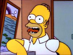 The War of the Simpsons - - Pretending to Cry Chuck Norris, Goat Cartoon, Simpsons Cartoon, Lion King Fan Art, Batman, 90s Cartoons, Cartoon Shows, Futurama, Sketches