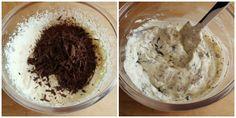 crema ricotta e cioccolato Collage