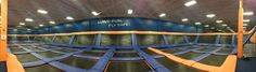Sky Zone Indoor Trampoline Park  Fun for all ages!
